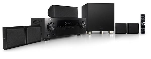 Pioneer HTP-074 5.1 Home Theater System
